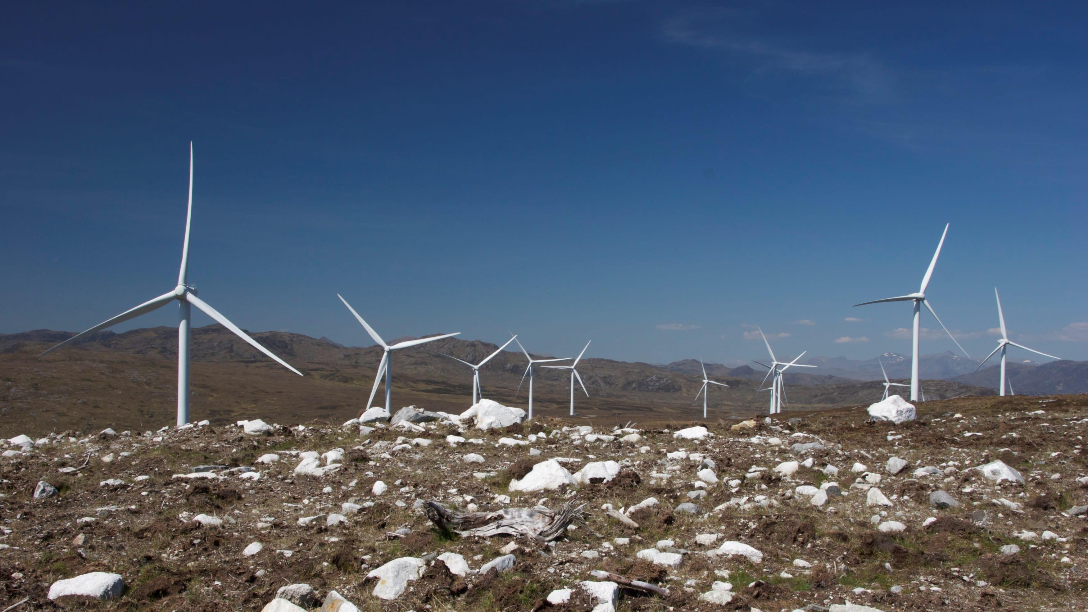 Fairburn wind farm
