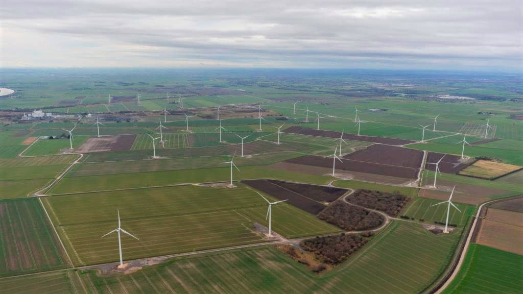 Keadby wind farm