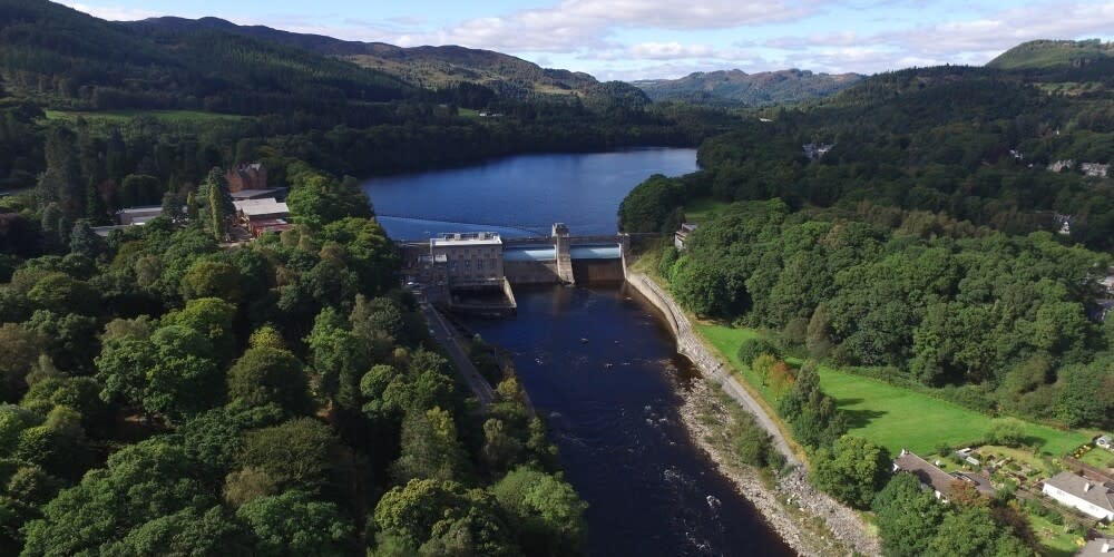 Pitlochry-hydroelectric-dam