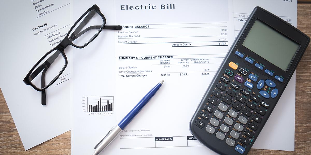 Electricity Bill and calculator