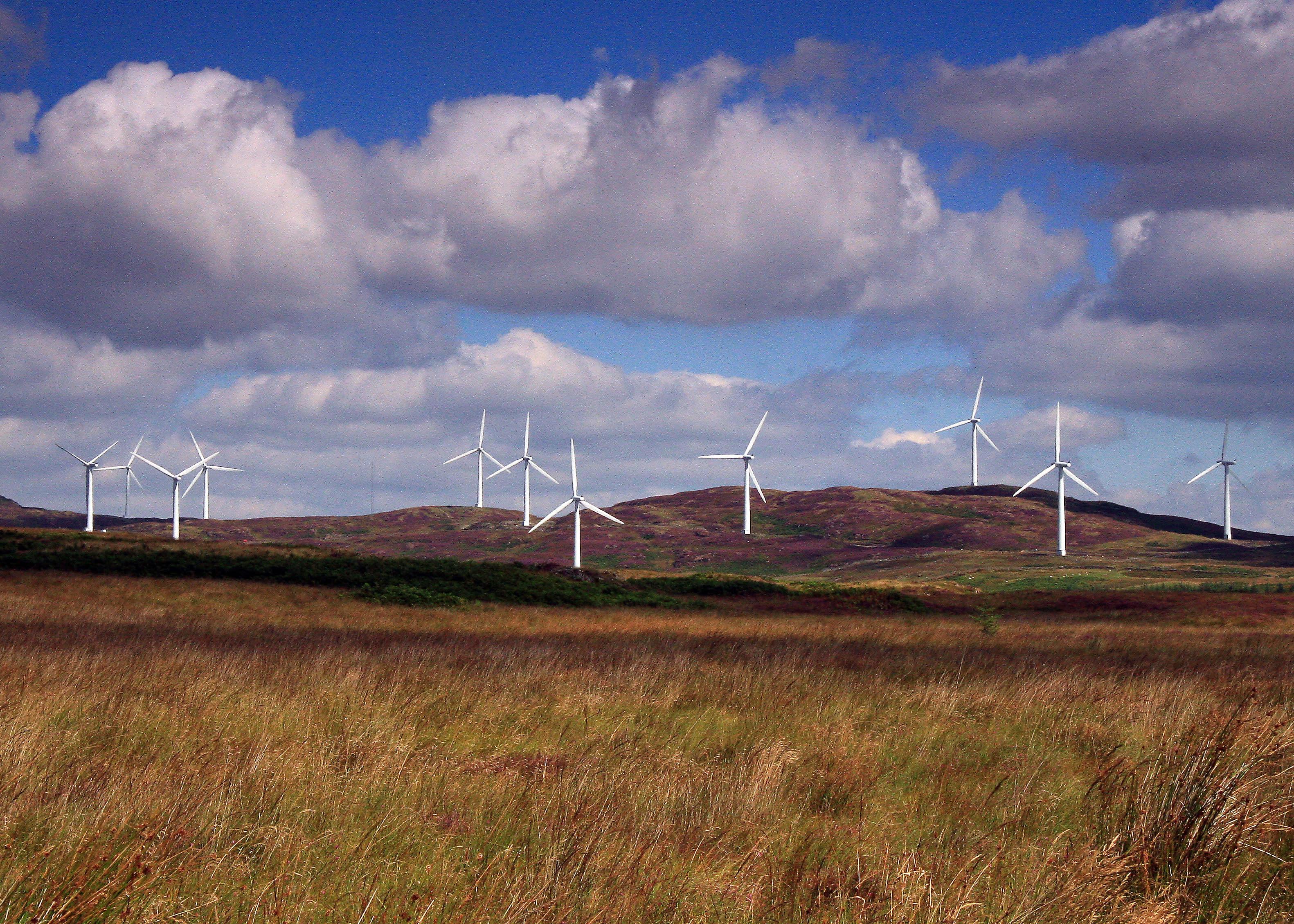 Artfield Fell Wind Farm