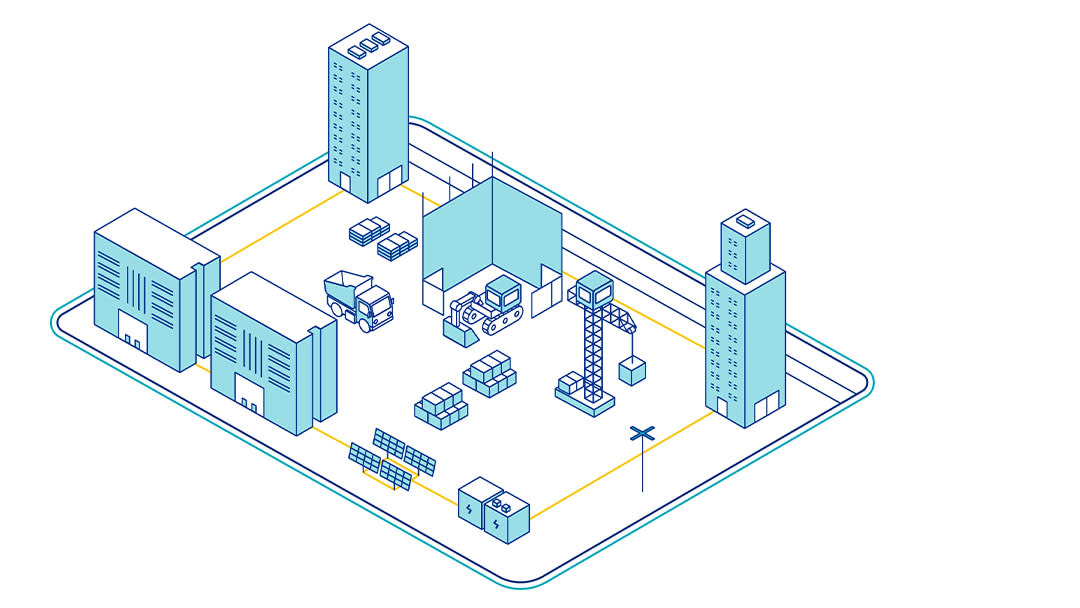 Regeneration and development infographic