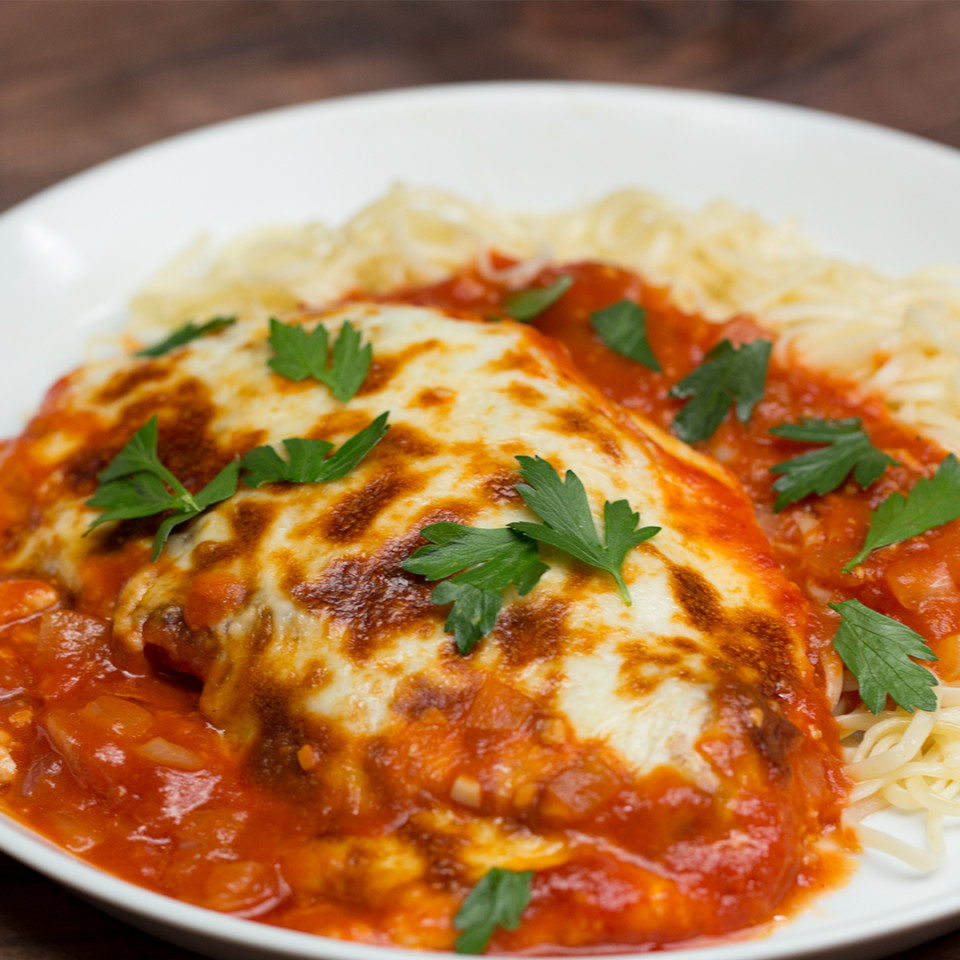 Chicken Parmigiana ~ Recipe | Tastemade
