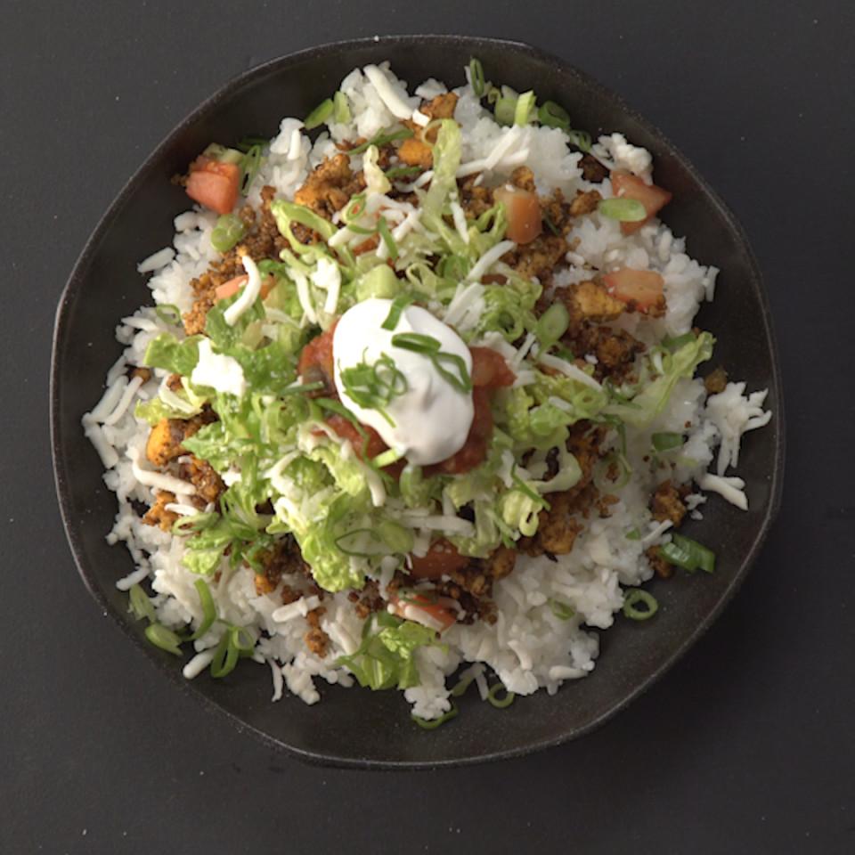 Japanese Taco Rice ~ Recipe | Tastemade