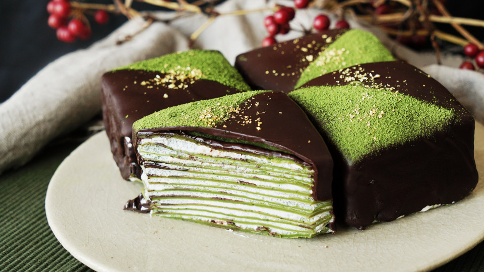 Tastemade Chocolate Cake