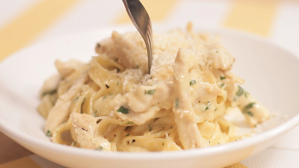 Chicken Alfredo Recipe Tastemade