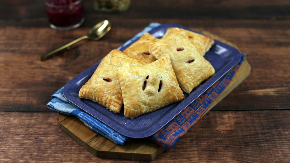 Thanksgiving Leftovers Hot Pockets Recipe Tastemade