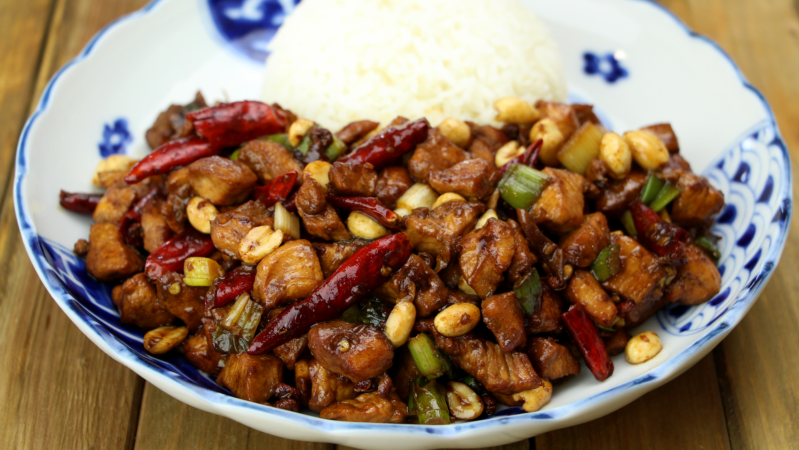 Kung pao chicken peanuts recipe – Food ideas recipes