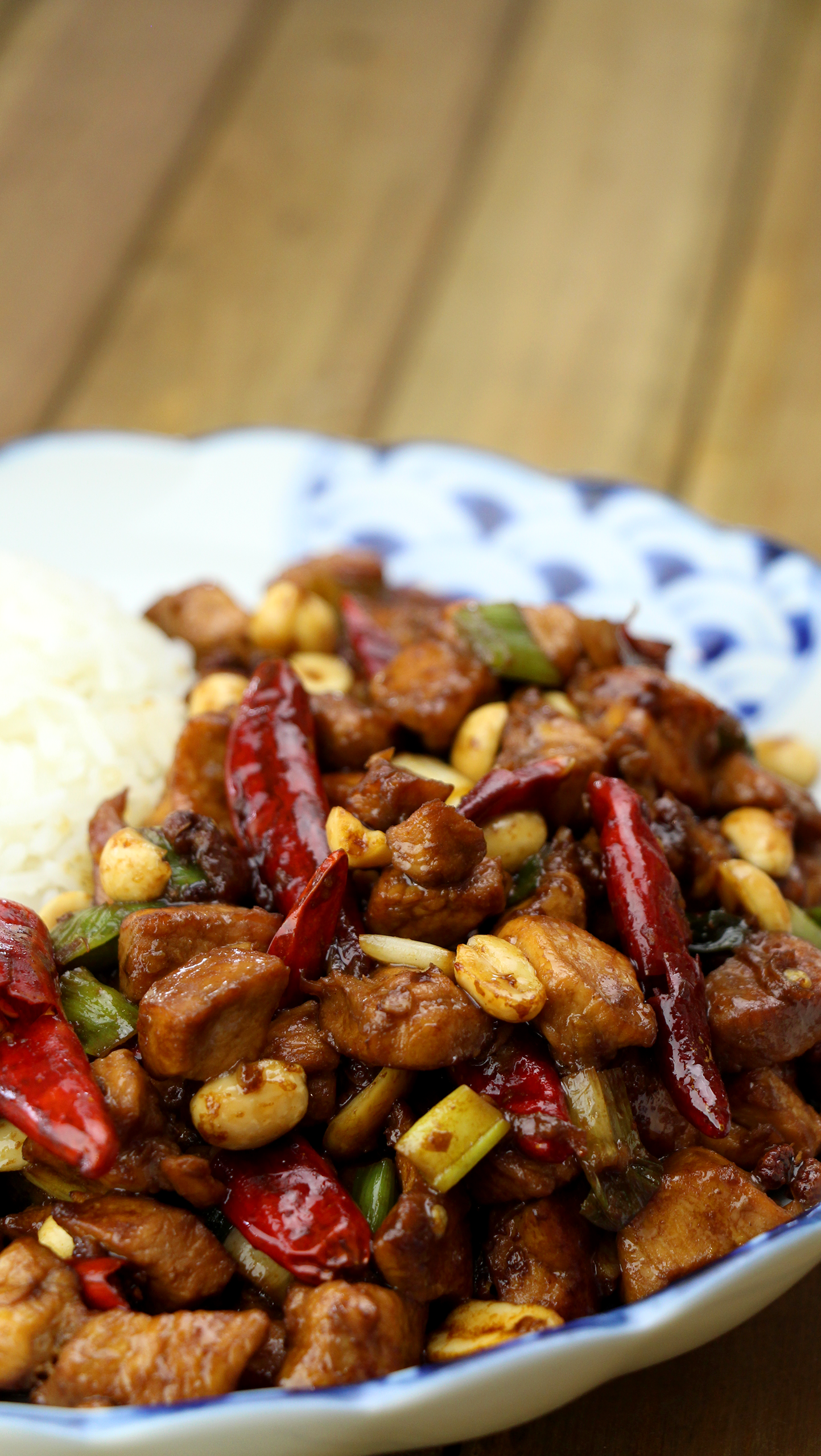 Kung Pao Chicken ~ Recipe Tastemade