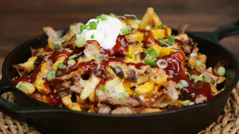 Bbq Pulled Pork Fries Recipe Tastemade