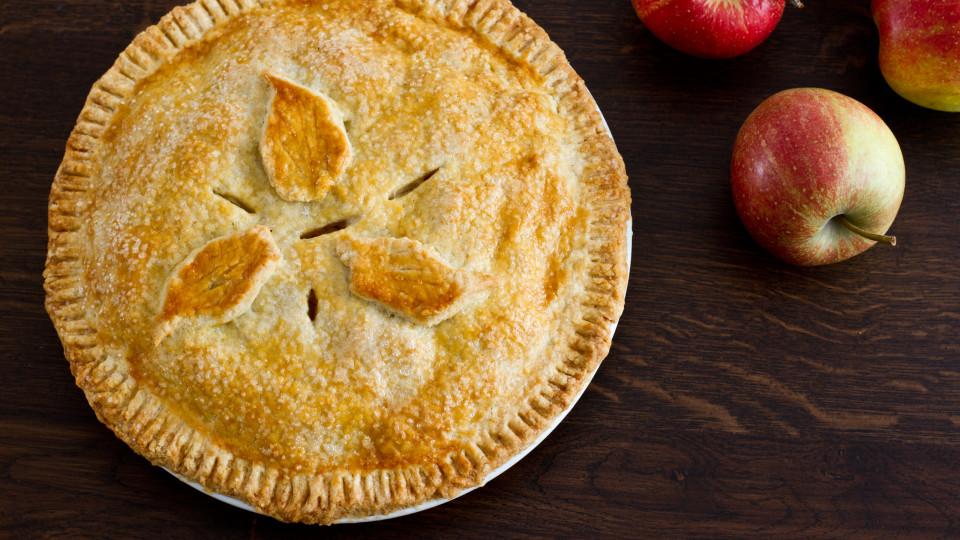 Irish Apple Tart ~ Recipe | Tastemade