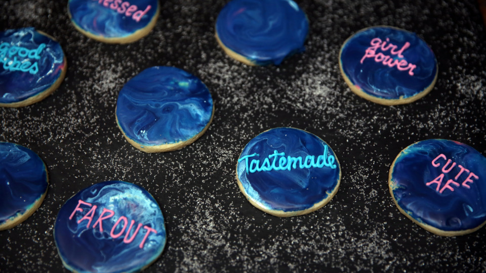 Galaxy Sugar Cookies Recipe Tastemade