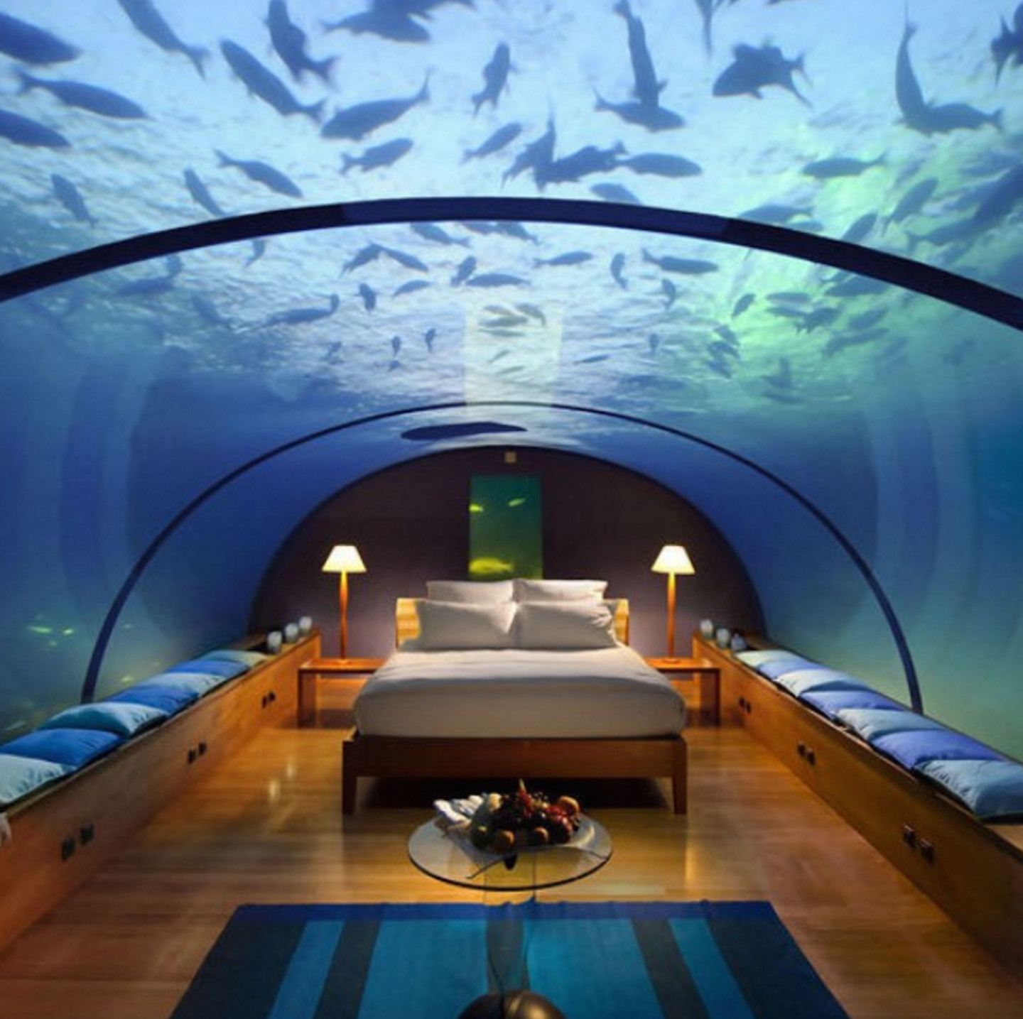 The 5 Most Expensive Hotel Rooms In The World | Tastemade