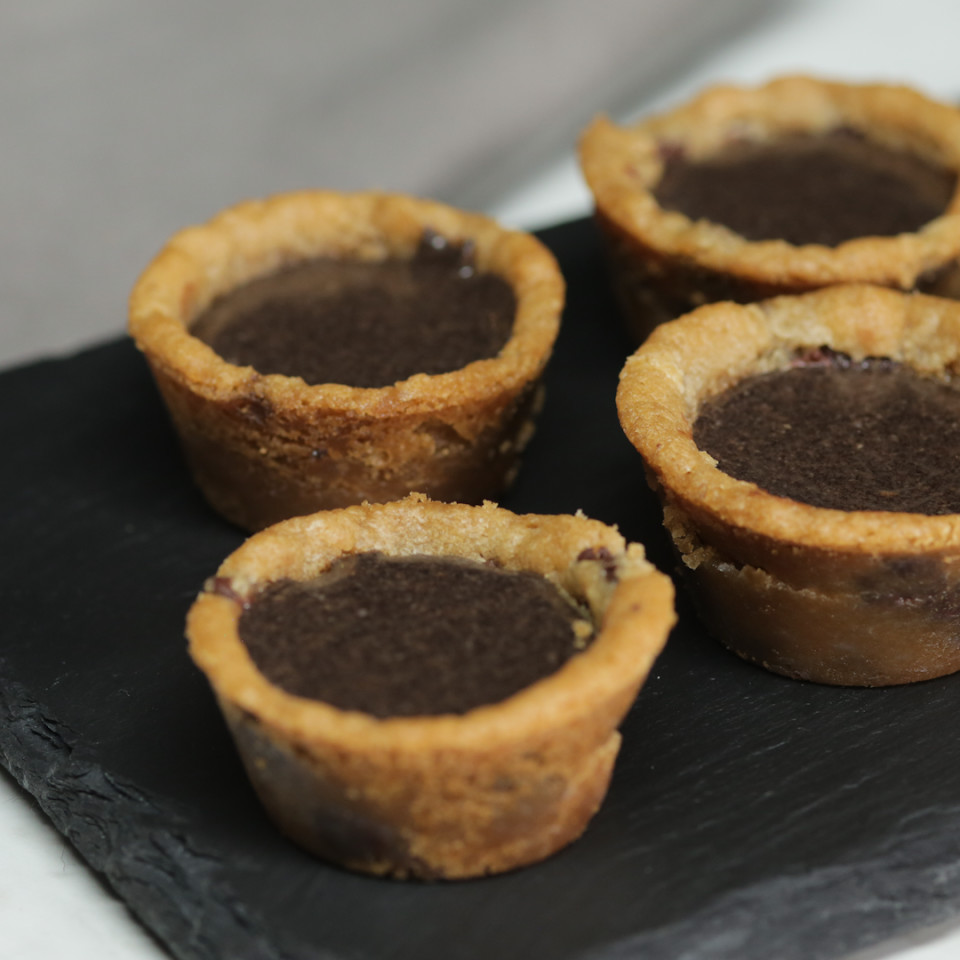 Oreo Peanut Butter Chocolate Chip Cookie Cups Recipe