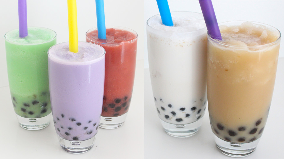 Flavored Tapioca Pearls