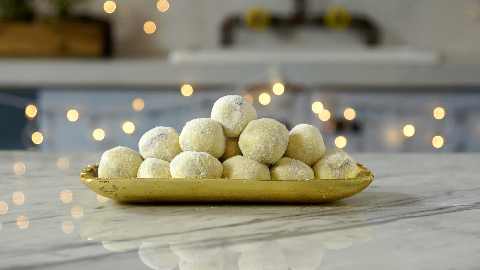 White Chocolate Truffles Recipe Tastemade