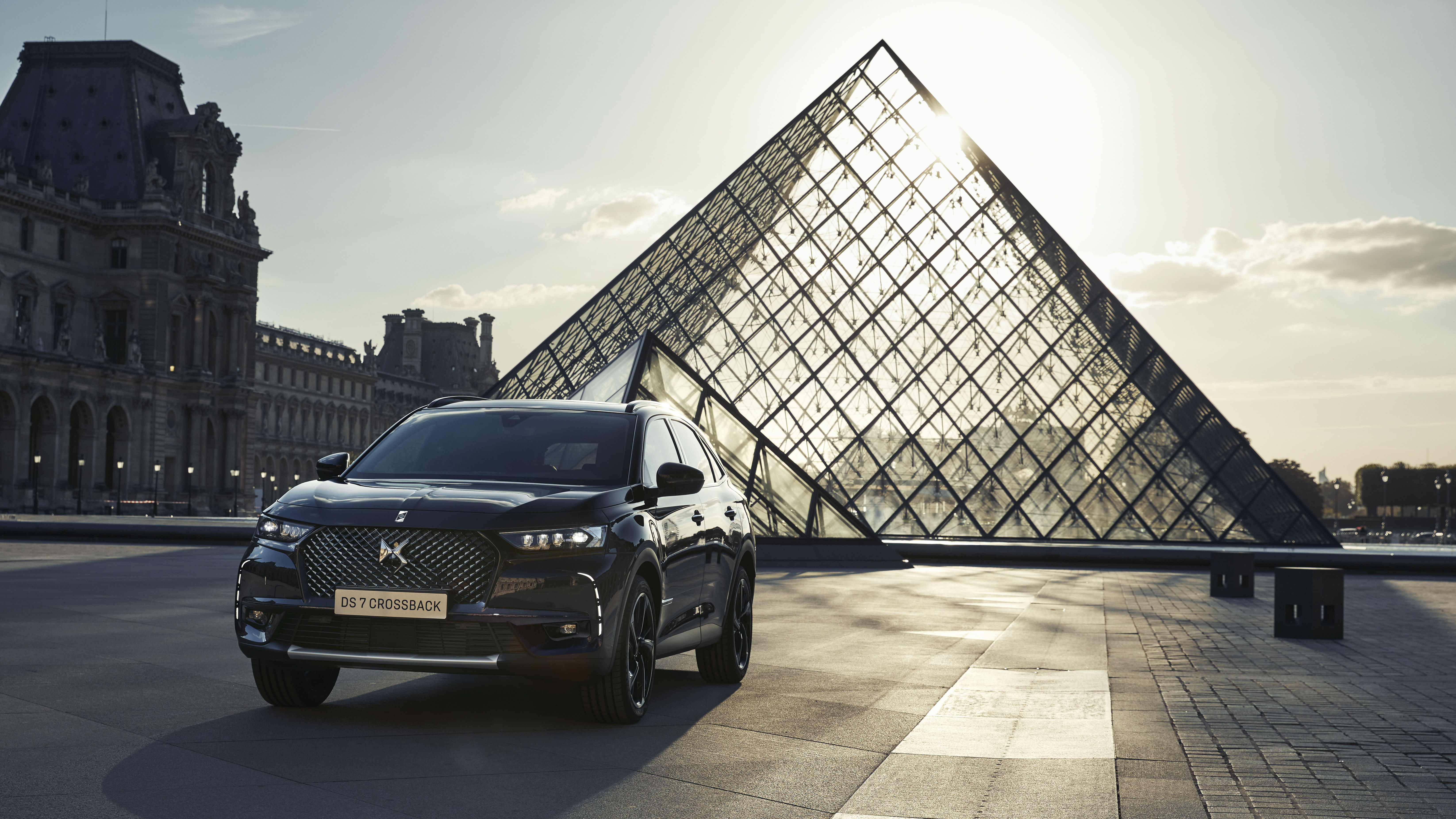 DS7 Crossback Louvre - Limited edition - Louvre