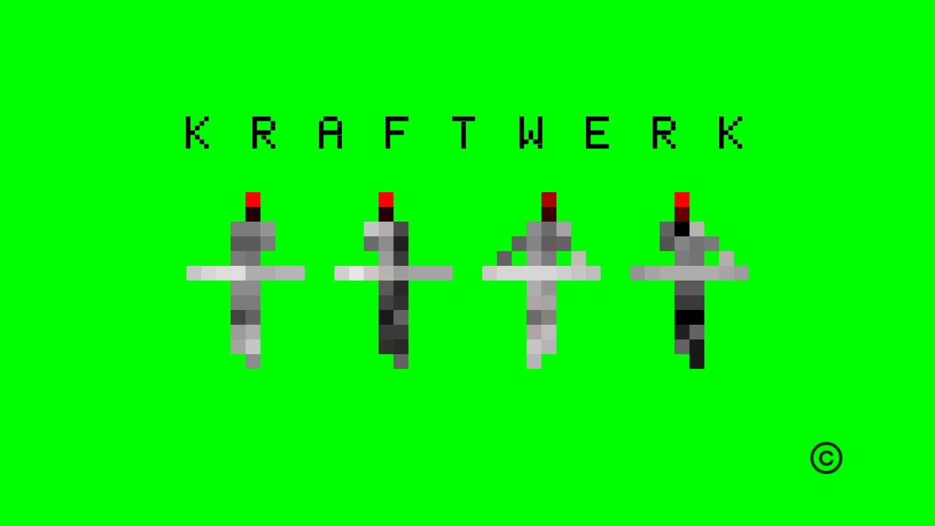 Idean and Kraftwerk work together to revive the Kling Klang