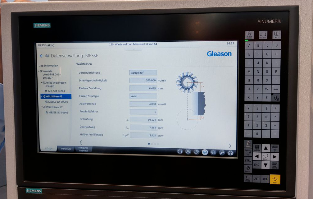 Gleason introduced the new HMI at the Hannover Messe 2019.