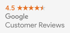 the new look badge with seller rating for Google customer reviews