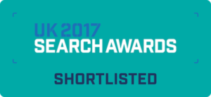Productsup Nomination UK Search Awards 2017