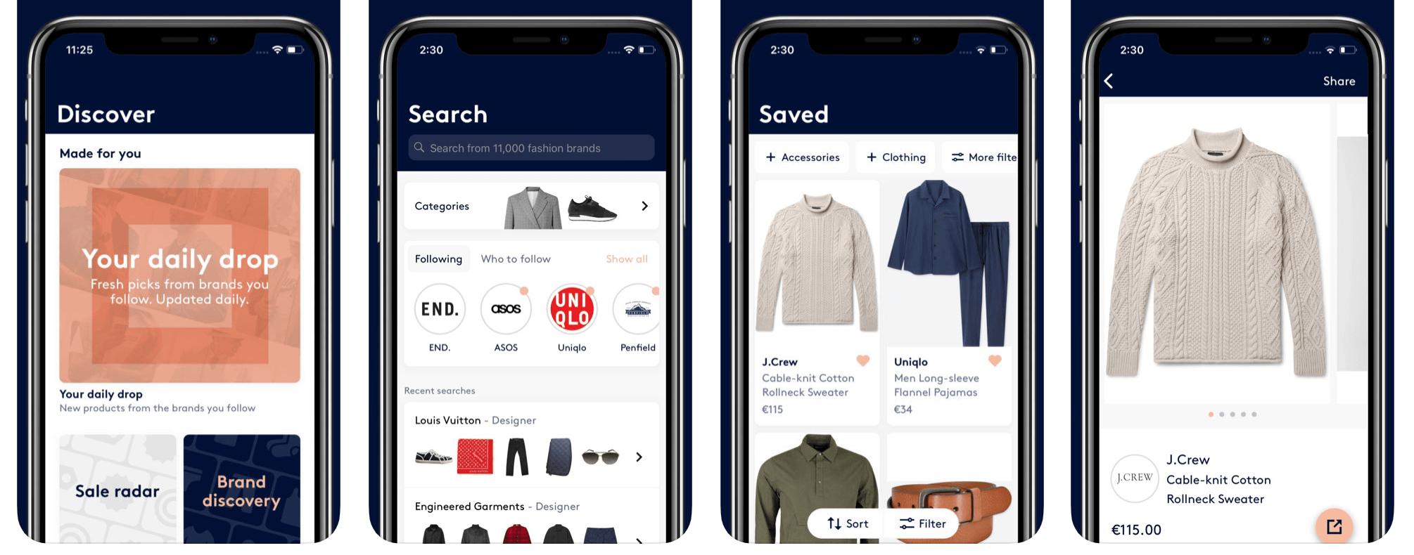 Lyst_Mobile_shopping_app