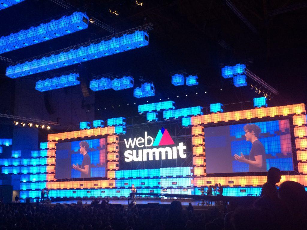 Web Summit 2017_Paddy Congrave