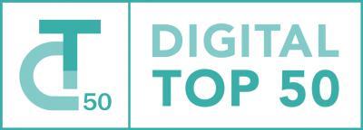 Digital Top 50 Awards Logo