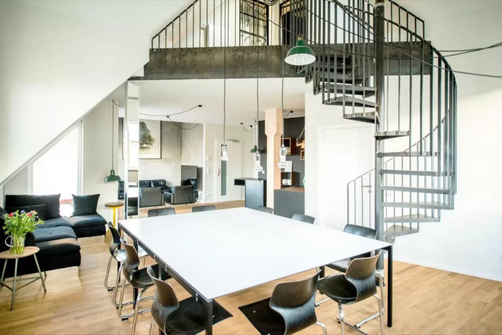 TOA event location_Melville Apartment_St.Oberholz