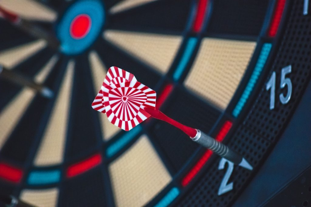 dart board missing required fields product feed error