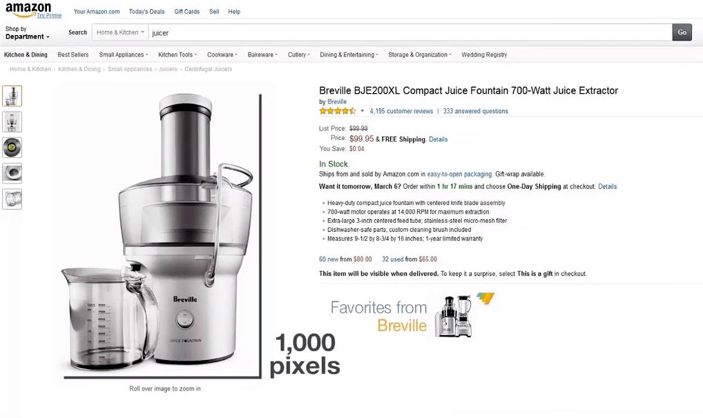 Amazon error 20008: invalid image size