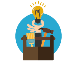 marketing toolkit icon