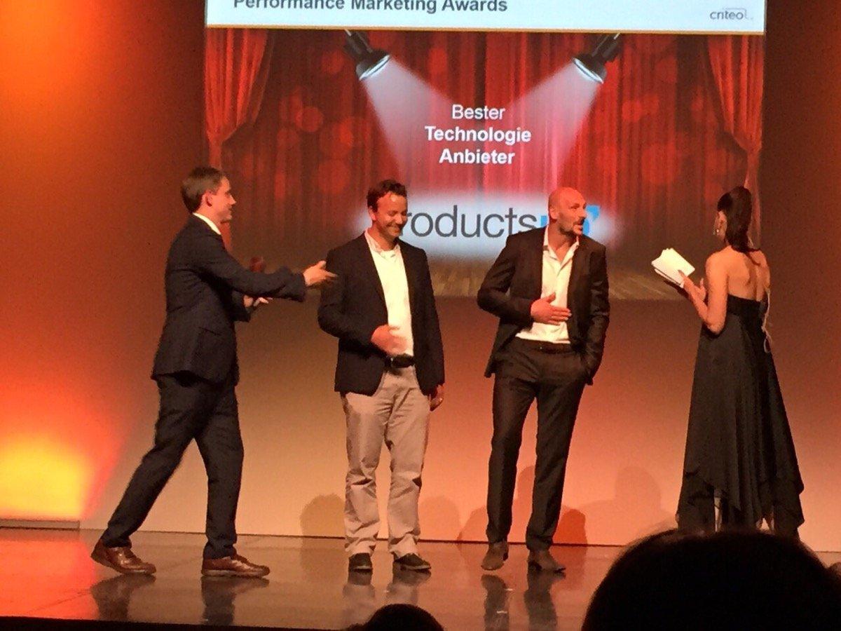 Criteo Performance Marketing Award