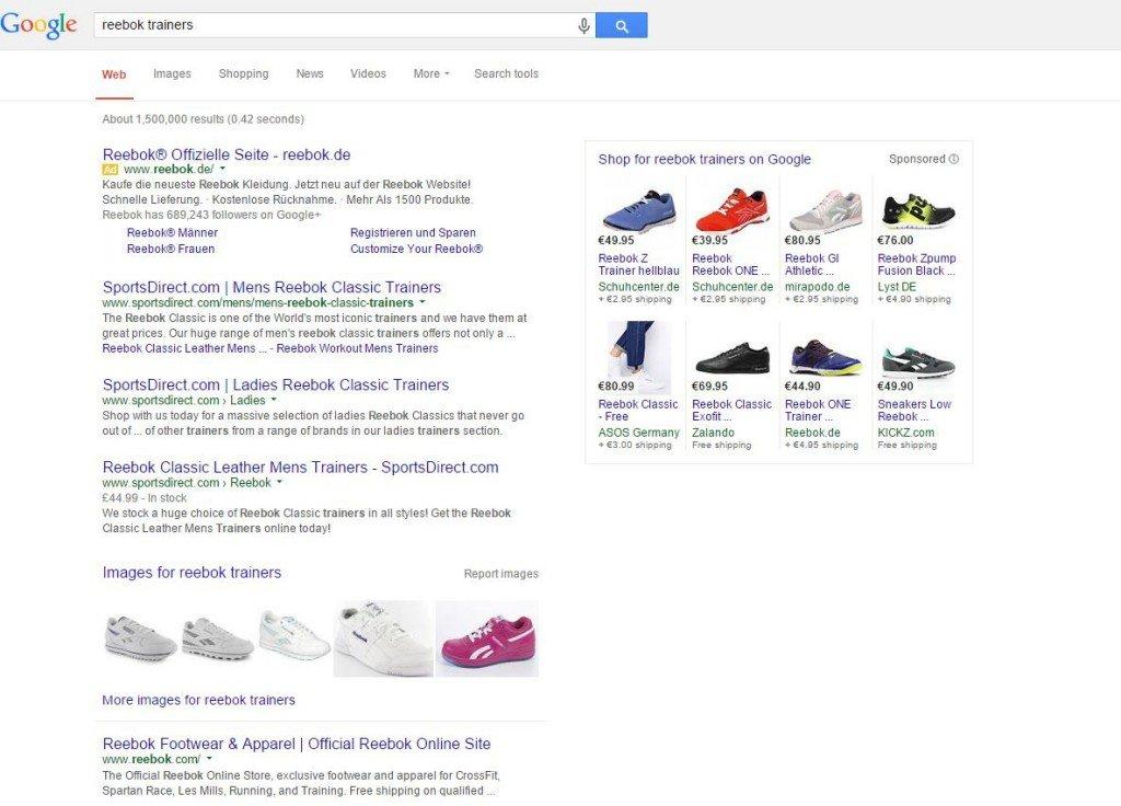 Google PLA vs AdWords