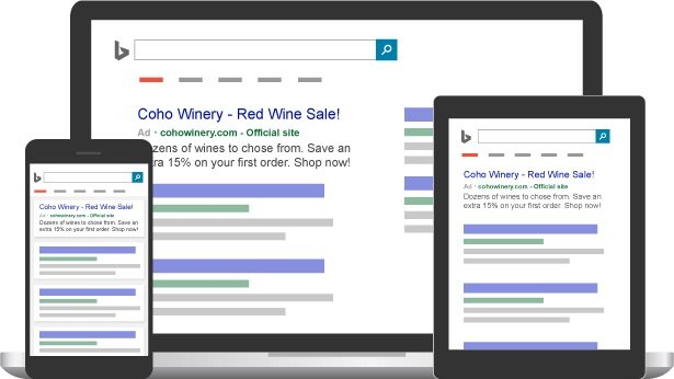 more and more advertisers are utilizing bing for product ads