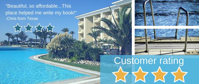travel marketing tips: customer ratings