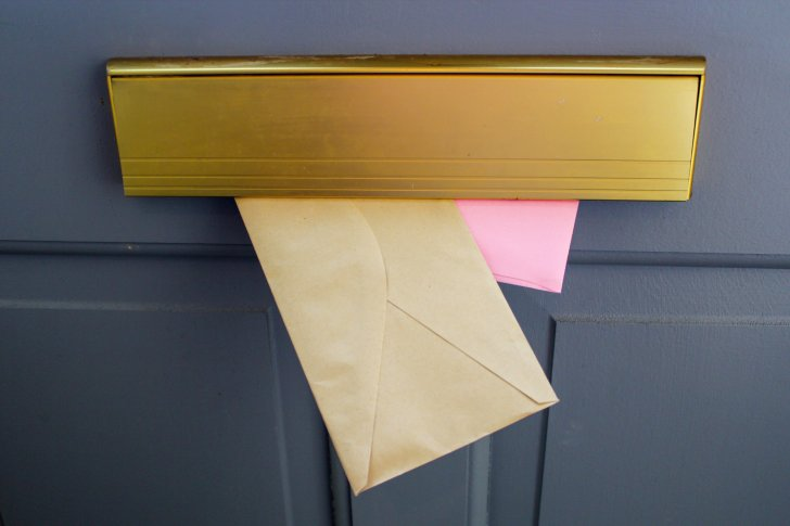 mail-in-a-letterbox