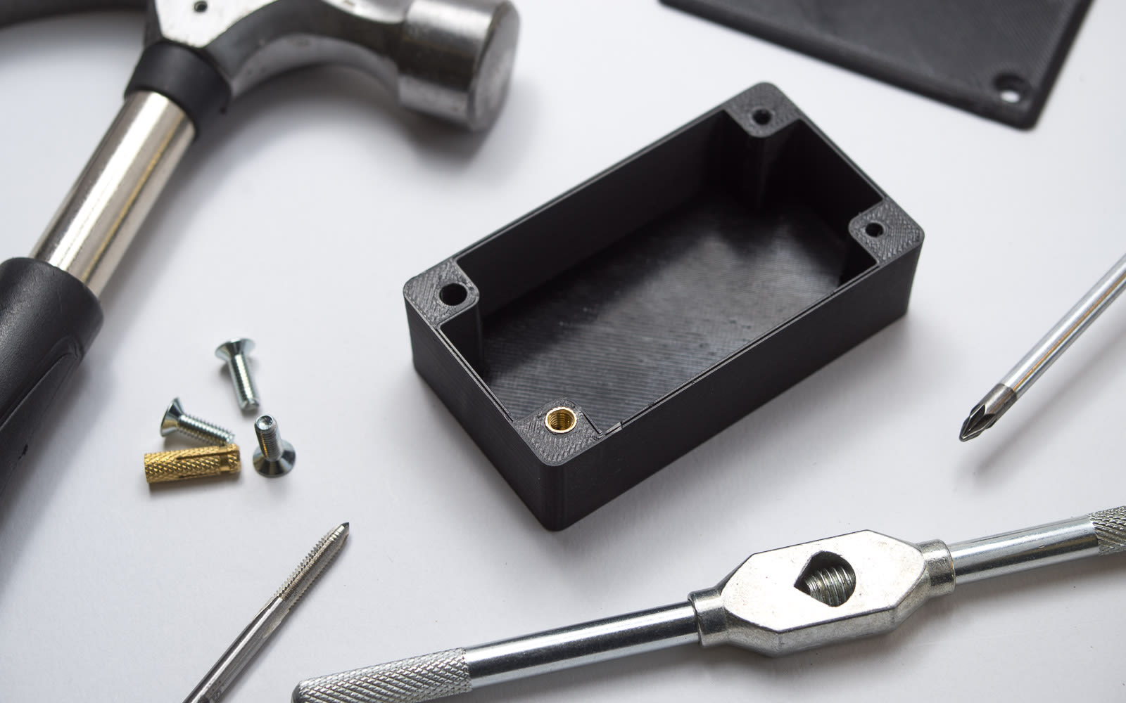 How To Assemble 3d Printed Parts With Threaded Fasteners 3d Hubs