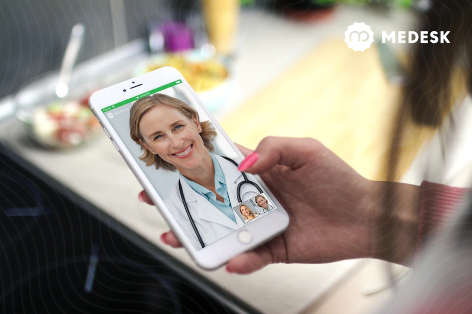 The Telemedicine you have been waiting for
