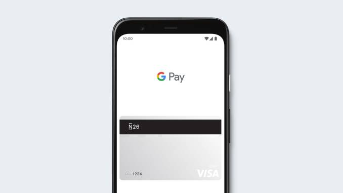 Going Cashless Is Easy With Google Pay.