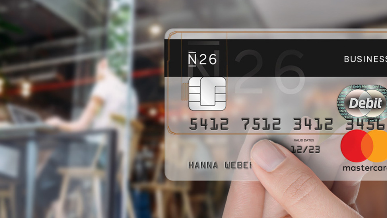 a8317df9f8a N26 Business - the mobile business bank account — N26 Germany