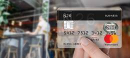 N26 Mastercard, Business.