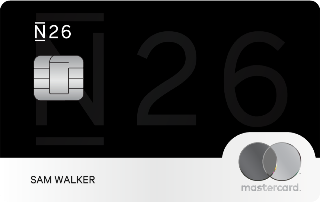 The Mobile Bank N26 United Kingdom
