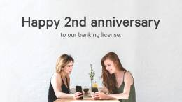 Happy 2nd anniversary to our banking license - N26 Blog