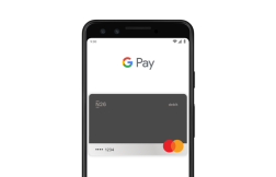 Google Pay with N26 debit card.