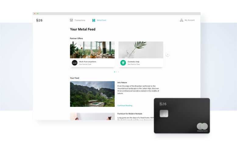 N26 Web App-Blog Body - Metal Copy