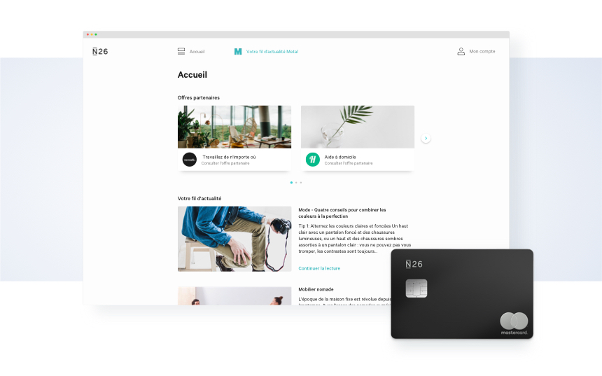N26 Web App-Blog Body - Metal-FR