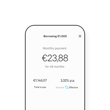 Credit: calculate your loan within minutes — N10