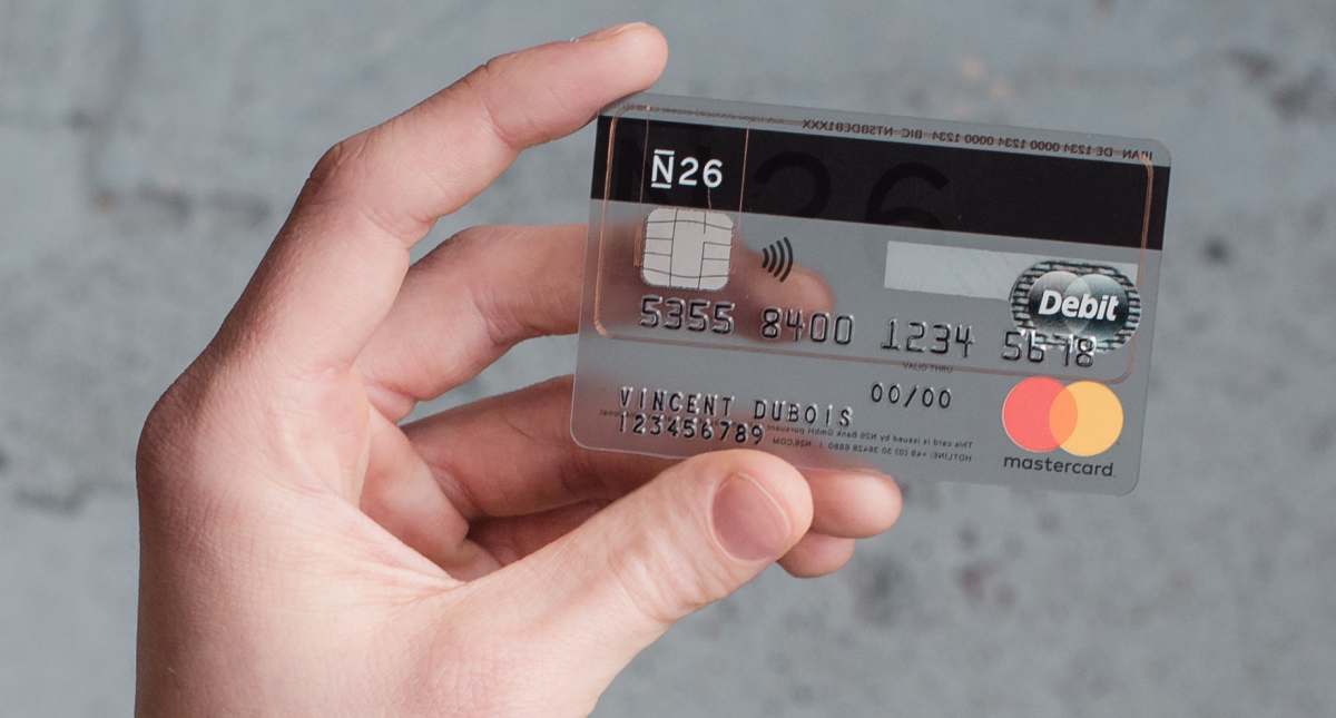 Use your debit card abroad with N26 — N26 Europe