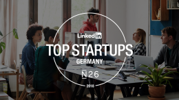 N26 voted #1 German startup to work for in LinkedIn competition.